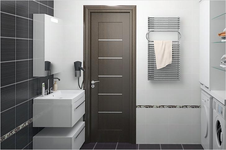 Двери в ванную комнату своими руками фото